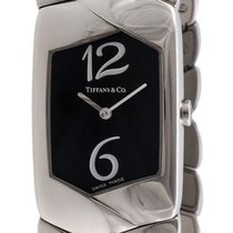 Tiffany & Co. Tesoro Stainless Steel Womens Fashion Watch...