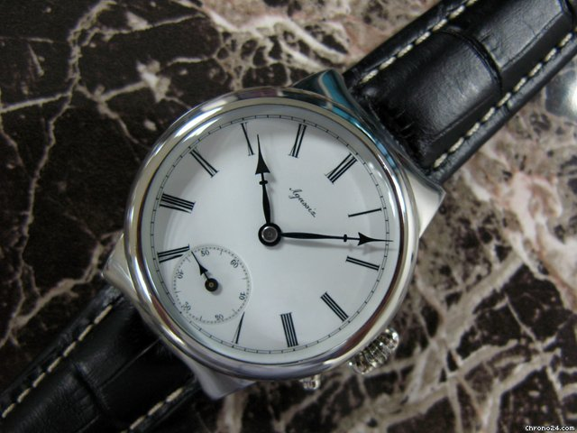 Antique Agassiz Co C1890 44mm Special Patek Grade Rare