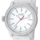 EDC by Esprit EE100922001 Rubber Starlet Pure White Damenuhr