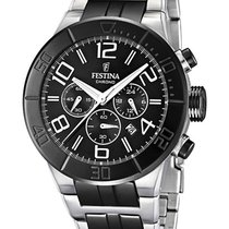 Festina Trend F16576/2 Herrenuhr Chronograph