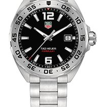 TAG Heuer FORMULA 1 QUARTZ - BLACK DIAL,STAINLESS STEEL WATCH