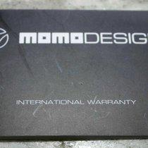Momo Design vintage warranty booklet newoldstock
