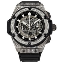 Hublot Big Bang King Power Unico Titanium Pavé