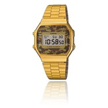 Casio Collection Camouflage Marron