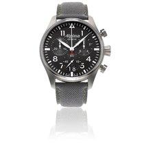 Alpina Startimer Pilot Big Date Chronograph AL-372B4S6