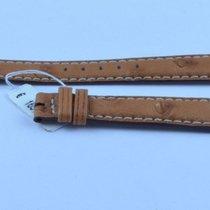 Jaeger-LeCoultre Leder Armband 14mm Neu Straußen Leder Strauss