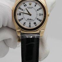 Rolex Cellini 18ct yellow gold Leather strap 5330