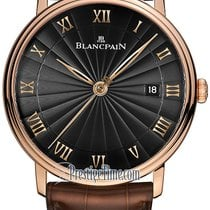 Blancpain Villeret Ultra Slim Automatic 40mm 6651-3630-55br
