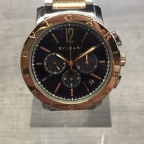 Bulgari Velocissimo Steel&Rose Gold 42mm