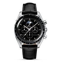 Omega Speedmaster Moonwatch Moon Phase - Ref 3876.50.31