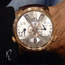 Mb&f Legacy Machine LM1 in Rose Gold