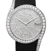 Piaget NEW LimeLight Gala White Gold 38mm G0A38166 (Retail:US6...