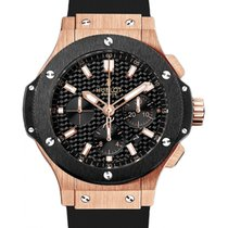 Hublot Big Bang 301.PM.1780.RX Carbon Fiber Index Black...