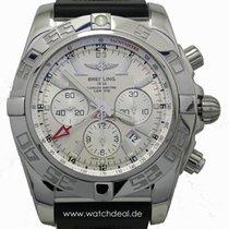 Breitling Chronomat  GMT NEU mit Box und Papieren
