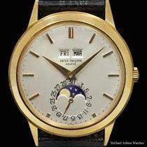 Patek Philippe Ref# 3448J, Perpetual Chronograph