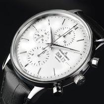 亚克斯雷曼 (Jacques Lemans) Classic Chronograph ETA Valjoux 7750...