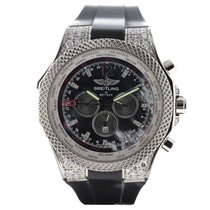 Breitling BENTLEY GMT WHITE GOLD