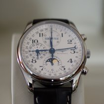 Longines Master Collection Mond Chronograph