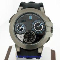 Harry Winston Project Z5 Tourbillon World Time 400-MATTZ45ZC-WA