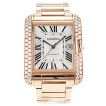 Cartier- Tank Anglaise XL, Ref. WT100004