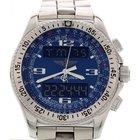 Breitling Men's Breitling B-1 Digital Chronograph SS A68362