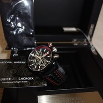 Maurice Lacroix pontos s Henry Fiskar limited edition 743/999