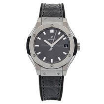 Hublot Classic Fusion Racing Grey Titanium Quartz 33mm
