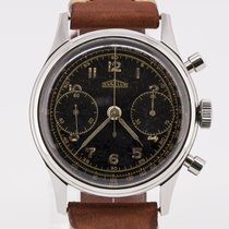Angelus Vintage Chronograph / Hungarian Military Forces / 1952