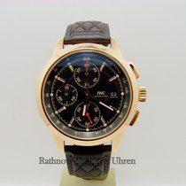 """IWC Ingenieur Chronograph Edition """"74th Members at Goodwood"""""""