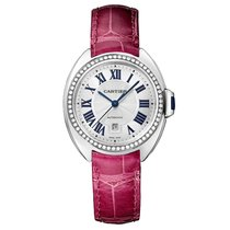 Cartier Cle Automatic Ladies Watch Ref WJCL0015