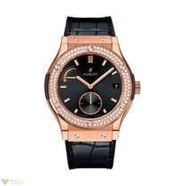 Hublot Classic Fusion Power Reserve 8 Days 18k King Gold...