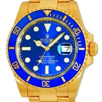"""Rolex Ceramic """"Submariner"""" Date."""