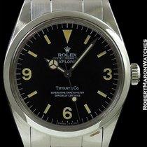 Rolex Tiffany 1016 Explorer