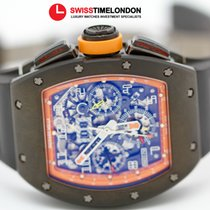 Richard Mille Felipe Massa Orange Flyback Chronograph Limited...