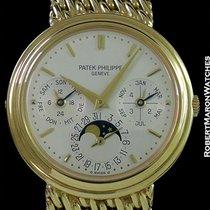 Patek Philippe 3945 Automatic Perpetual Calendar Unpolished...
