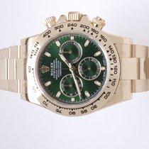 Rolex Daytona Green 116508
