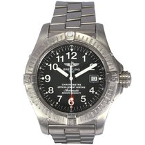 Breitling Avenger Seawolf Titanium Watch E17370