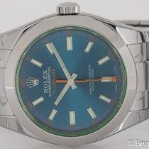 Rolex - Milgauss : 116400GV Z Blue