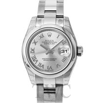 Rolex Lady Datejust 26 Silver Steel 26mm - 179160