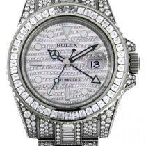 Rolex GMT Master II Diamond