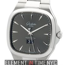 Glashütte Original Seventies Panorama Date 40mm Stainless Steel