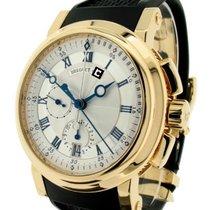 Breguet Marine Chronograph 18K Solid Gold