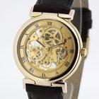 Candino Skeleton manual-wind Swiss Made Watch (1364)