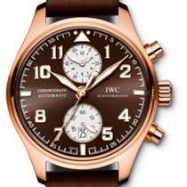 IWC Pilot DOUBLE Chronograph IW387805