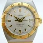 Omega Constellation stainless steel - Gold double eagle COMPLETED