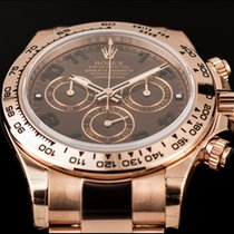Rolex 116505  Daytona Cosmograph Choco dial 40mm Eve Rose Gold