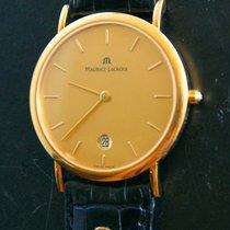 Maurice Lacroix Les Qlassiques Gelb Gold 18K 750 Elegante...