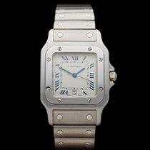 Cartier Santos Stainless Steel Unisex 1564