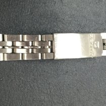 Zenith bracciale bracelet acciaio steel 14 mm
