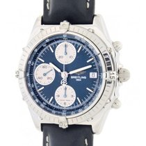Breitling Chronomat A1304811c110 Steel, Leather, 39mm